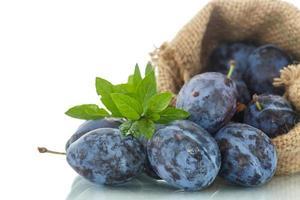 prune dans le sac photo