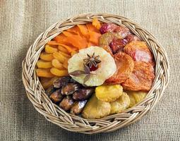 fruits secs photo