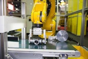 robotique photo