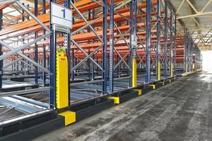 entrepôt d'automatisation