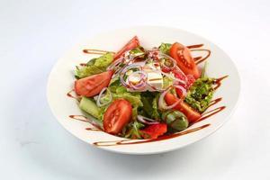salade César photo