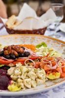 tajine de légumes marocain photo