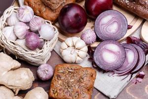 légumes pour la santé