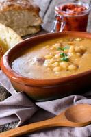 soupe de haricots photo
