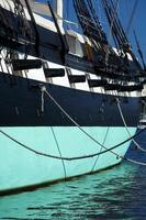 canons de navire photo