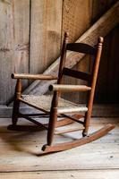 chaise berçante pour enfant photo