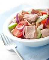 salade de thon photo