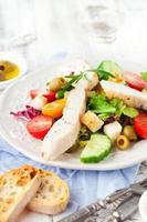 salade de poulet photo