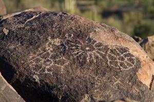pétroglyphe photo