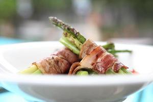 bacon asperges déformées photo