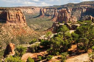 monument national du colorado photo