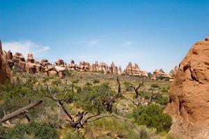 parc national des arches photo