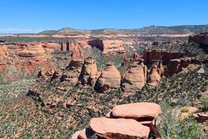 monument national du colorado