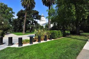Capitale de l'État de Californie à Sacramento photo