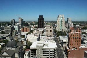 Skyline de Sacramento photo