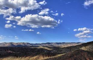 montagnes de sacramento photo