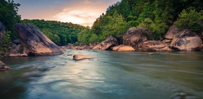 rivière cumberland photo