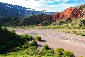 rivière sèche photo