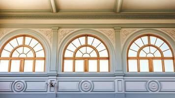fenêtres de l'atlanta capitol