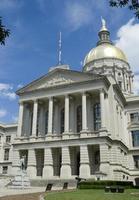 Bâtiment du Capitole de l'État de Géorgie, Atlanta photo