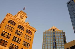 immeubles de bureaux au centre-ville de tampa photo