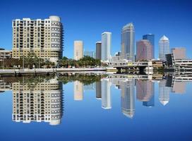 Tampa Bay skyline photo