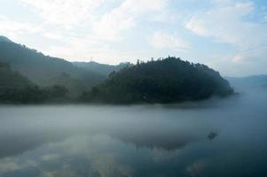 paysage fluvial photo