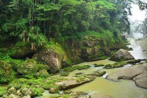 vallée de la rivière isolée