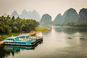 rivière yulong photo