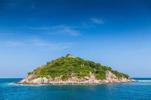 île de nang yuan, surat thani, thaïlande photo