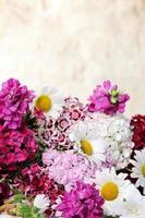 beau bouquet d'été photo