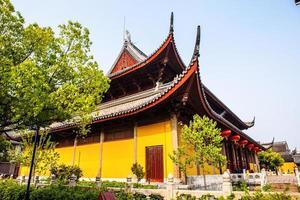 temple du mystère (temple xuanmiao) photo