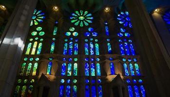 fenêtres sagrada familia