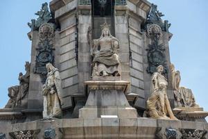monument de columbus photo