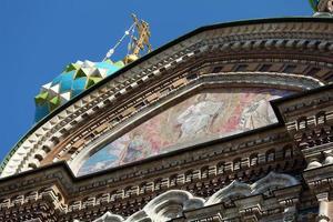 l'église du sauveur sur le sang répandu, saint petersburg photo