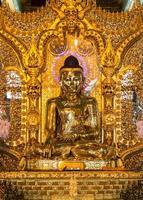 pagode Botataung, Yangon, Myanmar photo
