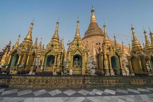 pagode shwedagon yangon photo