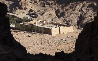 monastère st.catherine photo
