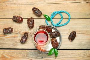 dates du ramadan photo