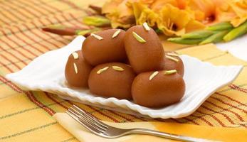 jamun aux pistaches photo