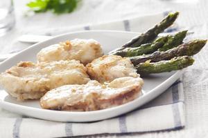 poisson blanc cuit
