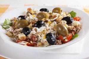 délicieuse salade de thon