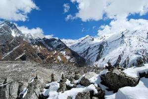 paysage himalayen, photo
