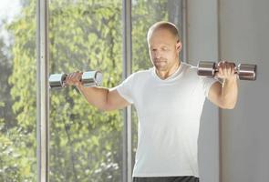 exercice de musculation