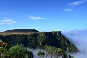 paysage de montagne de rio do rastro photo