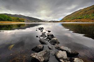 le paysage irlandais, irlande