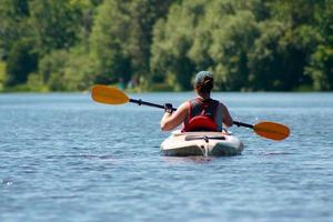 kayak paisible photo