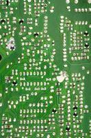 soudures de circuits imprimés photo
