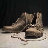bottes d'hiver photo