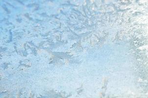 détail d'hiver photo